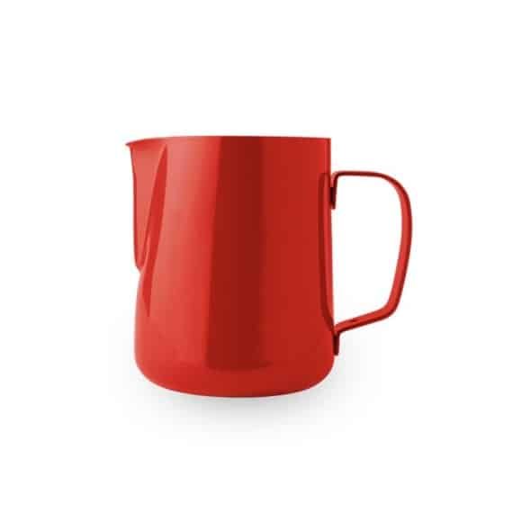 Pot à lait Téflon Rouge brillant 32oz - 950ml