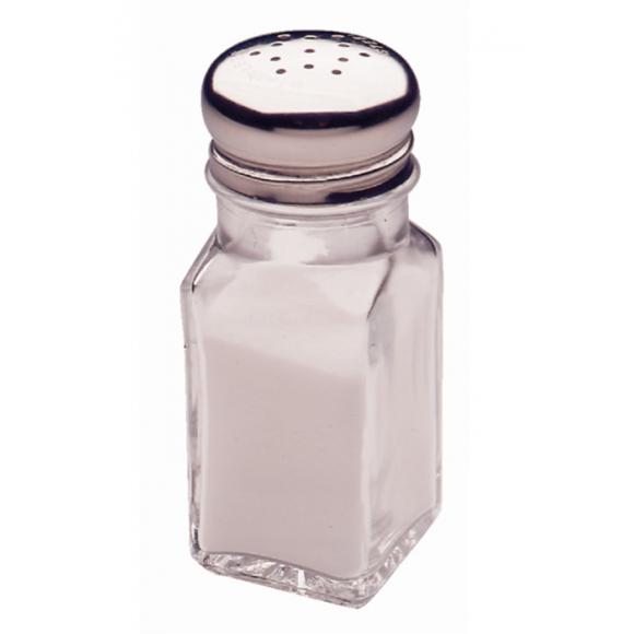 Saupoudreuse à condiment en verre 57ml-50g