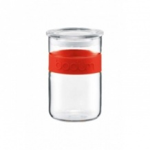 PRESSO Jarre multi-usage Rouge 600ml