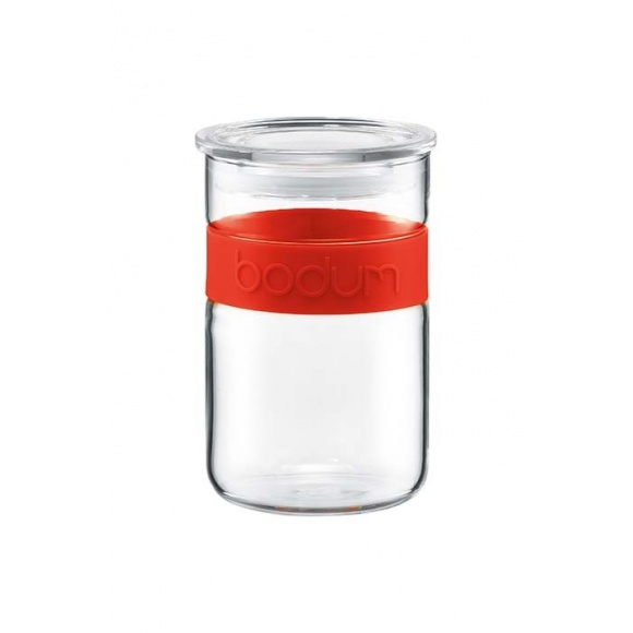 PRESSO Jarre multi-usage Rouge 600ml