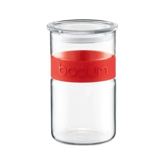 PRESSO Jarre multi-usage Rouge 1L