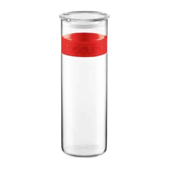PRESSO Jarre multi-usage Rouge 1.9L