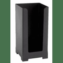 Porte Accessoires Plastique Noir LARGE