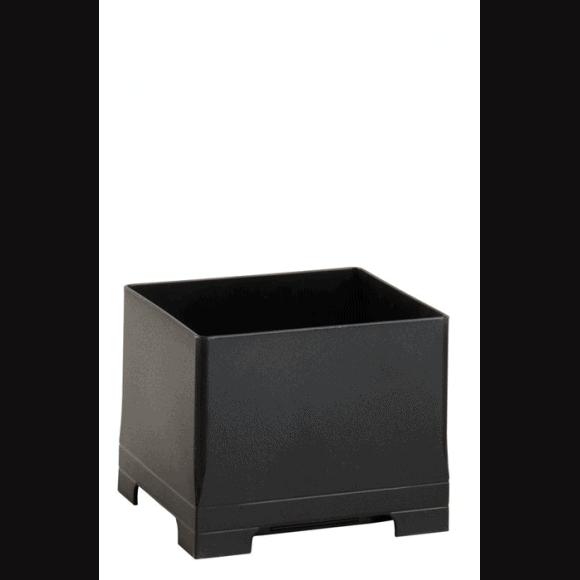 Porte Accessoires Plastique Noir SMALL