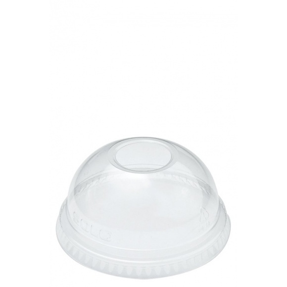 Sachet x 100 dômes à trou 14-16-20oz/414-473-592ml