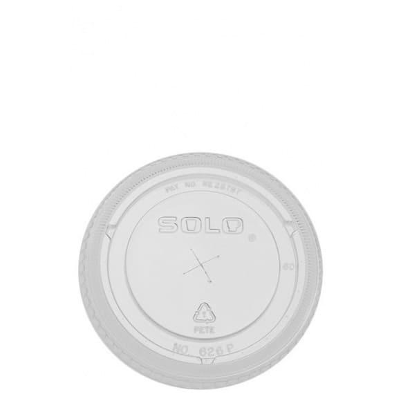 Sachet x 100 couvercles plat à croisillons 9oz/266ml