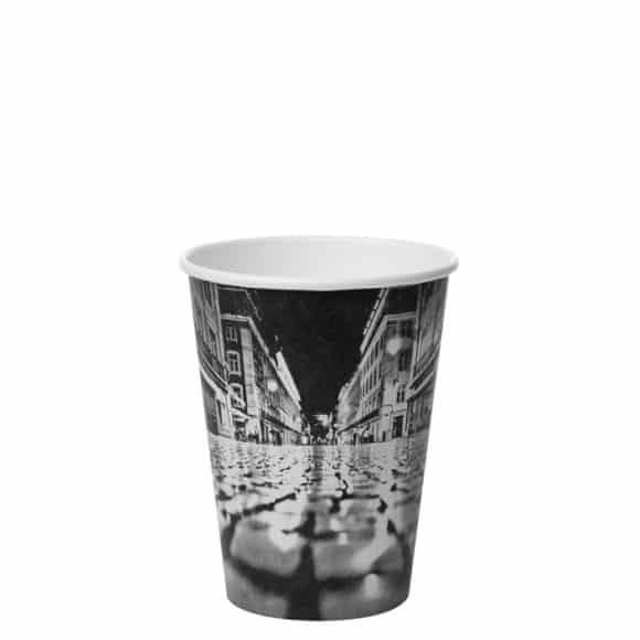 Sachet x 50 gobelets carton Parisian 12oz/355ml