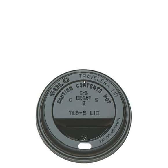 Sachet x 100 couvercles 12 à 20 oz / 355 à 600 ml
