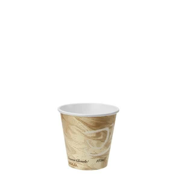 Sachet x 50 gobelets carton Mistique 6oz/177ml