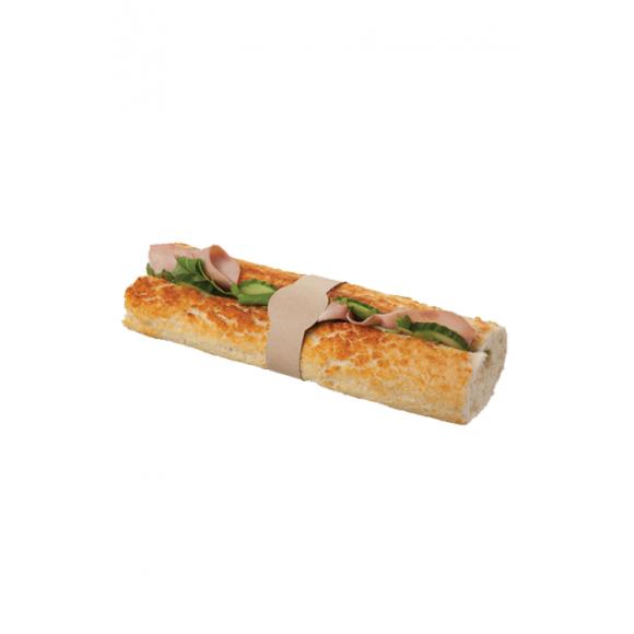 Anneaux kraft pour Sandwich Baguette x 2000