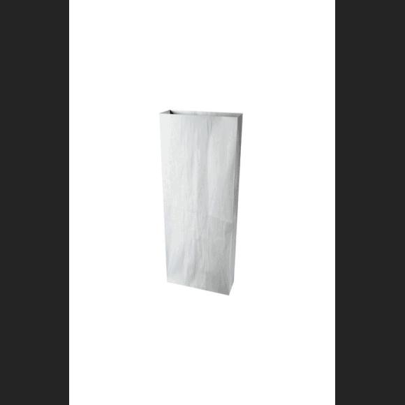 Sac SOS en papier blanc H.520 X L.200 X P.70 mm x 1000