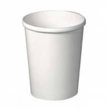 Sachet x 25 pots à soupe carton Blanc 32oz/946ml