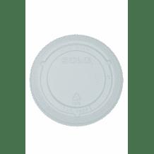 Sachet x 50 couvercles plastique pour pots à soupe 16oz/473ml