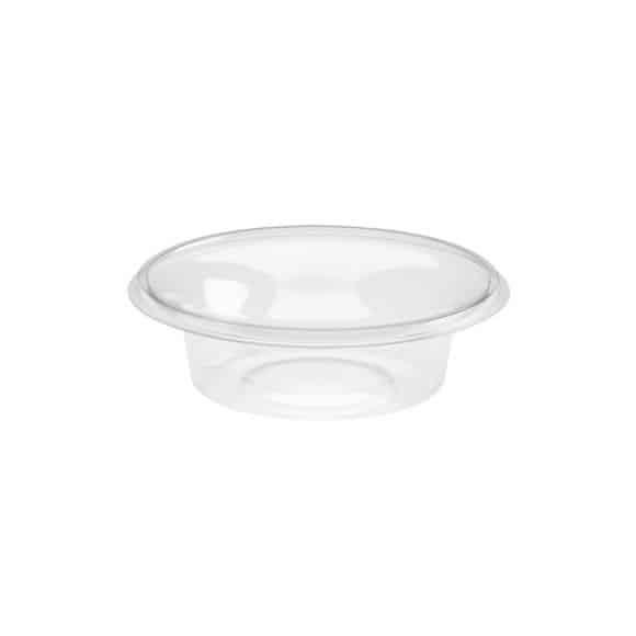 Sachet x 50 OLIVINE Pots à salade rPET 12,7oz/375ml