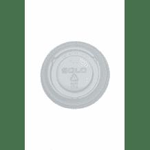 Sachet x 100 couvercles plats sans trou 1.50-2oz/44-59ml