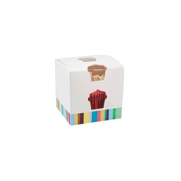 Boîte pour 1 cupcake