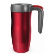 RANDOLPH Mug inox double paroi Rouge 16oz/470ml