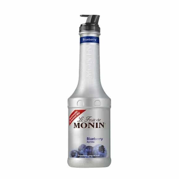 LE FRUIT DE MONIN - MYRTILLE 1L