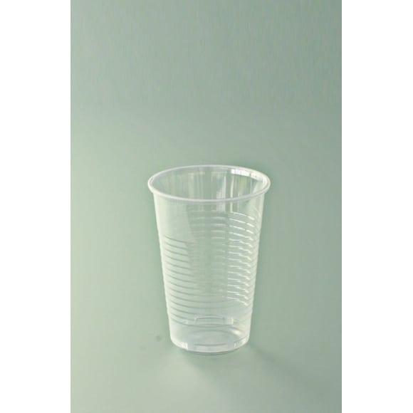 Sachet x 80 gobelets plastique transparent 300ml