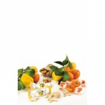 Lot de 5 sachets 900g assortiment Amaretti agrumes 20g