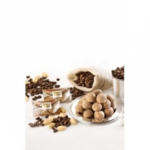 Lot de 3 sachets 1kg mini Amaretti cafe 5g