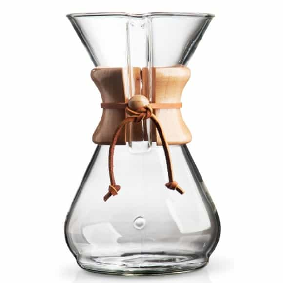 Lot de 6 Cafetières Classic Séries 8 cup