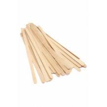 Lot de 10 x 1000 Agitateurs Bois L.140mm