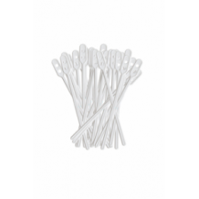 Lot de 5 sachets x 1000 Agitateurs Plastique L.111mm