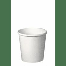 Lot de 20 sachets x 25 pots à soupe carton Blanc 8oz/237ml