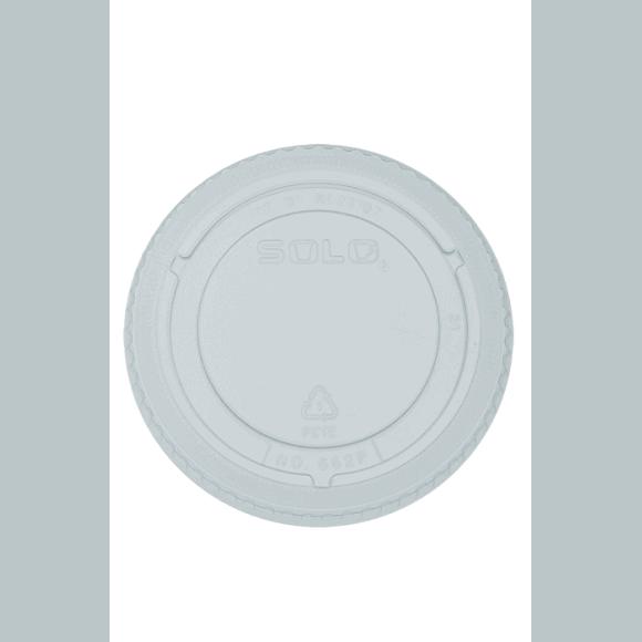 Lot de 20 sachets x 50 couvercles plastique pour pots à soupe 26oz/769ml - 32oz/946ml