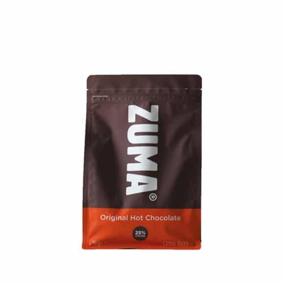 Lot de 8 Chocolats en poudre traditionnel poche 1kg