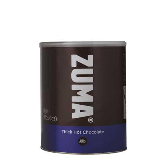 Chocolat en poudre à l'italienne boîte 2kg