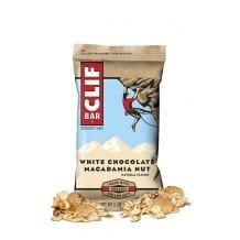 Présentoir Barres énergétiques Chocolat blanc Macadamia 12 x 68 g