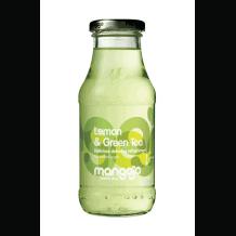 Thé glacé au Thé vert et au Citron bouteille verre 12 x 250ml