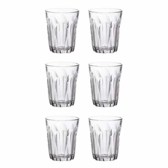 SET x 6 PROVENCE Verre 90ml