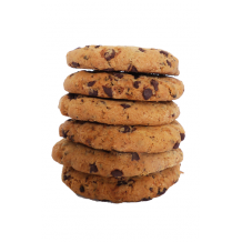 Cookies frais Black & White 12 x 6 pce. 65g