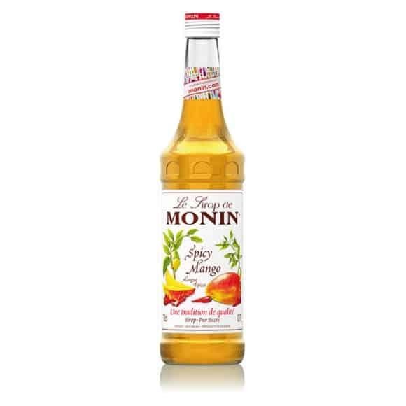 Sirop Spicy Mangue bouteille verre 700ml
