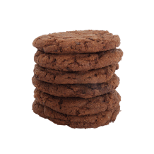 Cookies frais Total Choc 12 x 6 pce. 65g