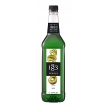 Lot de 6 Sirops Kiwi bouteille PET 1L