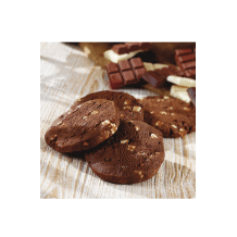 Cookies Triple Choc 6 x 65g