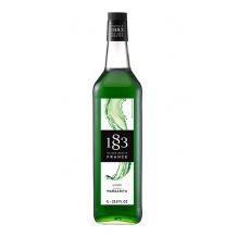 Lot de 6 Sirops Margarita bouteille verre 1L