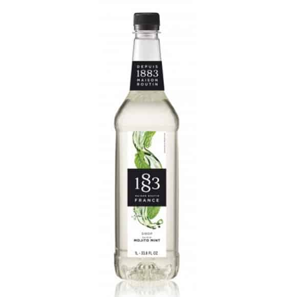 Sirop Mojito bouteille PET 1L