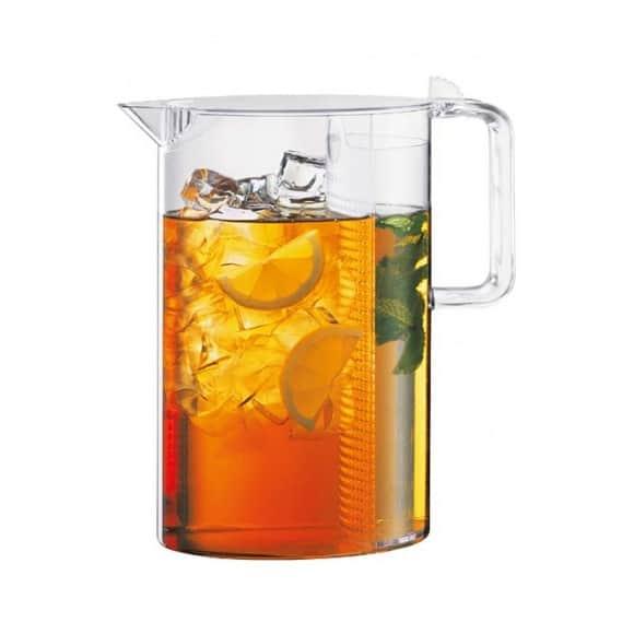 Lot de 6 Ceylon Pichet à thé glacé 101oz-3L