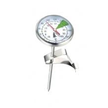 Thermomètre à lait L.140 mm avec clip