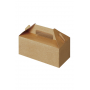 Sachet x 25 Lunch Box kraft Petit Modèle