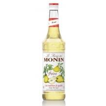 Lot de 6 Sirops Poire bouteille verre 700ml