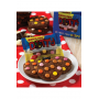 Présentoir cookies Dotty 12 x 65g SANS GLUTEN