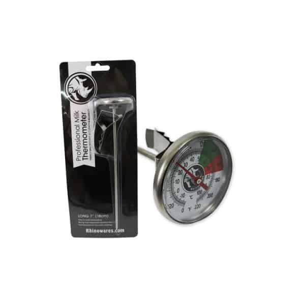 Thermomètre à lait L.180 mm