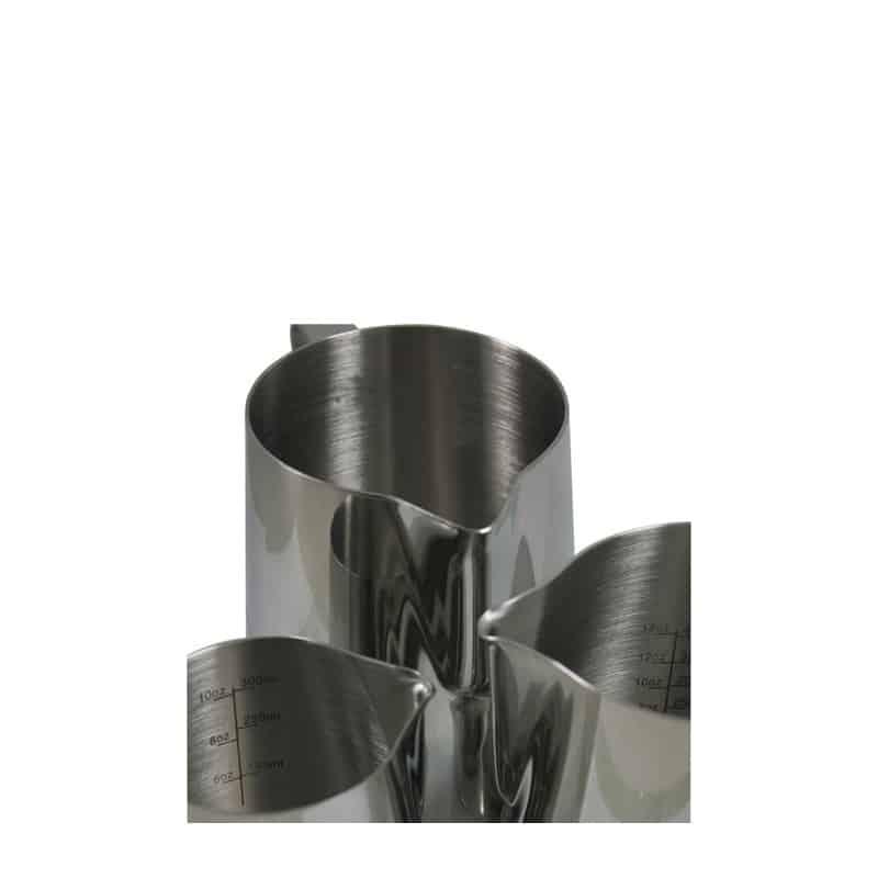rhinowares pot lait pro 20oz 590ml avec graduations. Black Bedroom Furniture Sets. Home Design Ideas