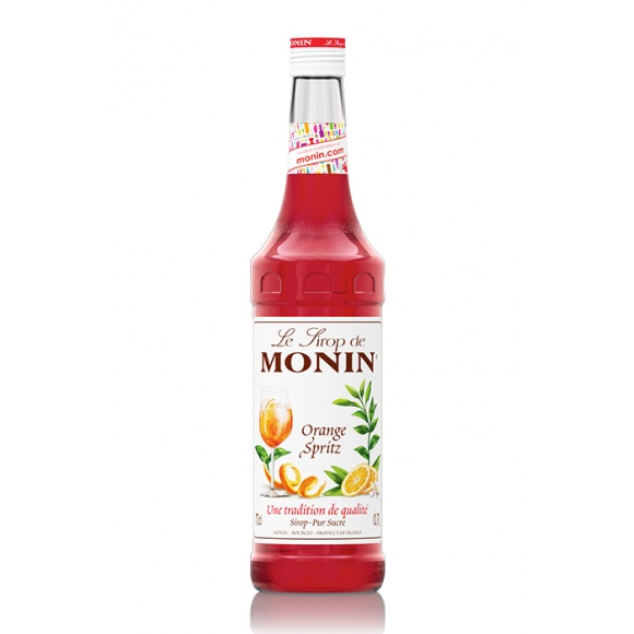 Sirop Orange Spritz bouteille verre 700ml
